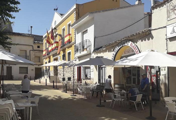 Restaurante Alarcón